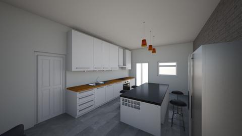 Steven Kitchen - Kitchen - by steviehines