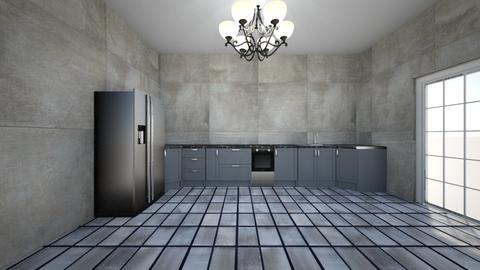 Kitchen  - Modern - Kitchen - by JordanRobbinsAQHA1