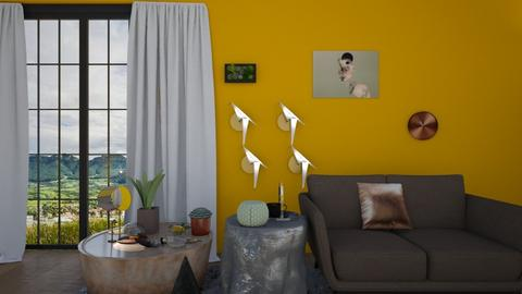 Colortest - Living room - by Design By Aafira