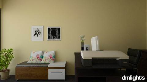 Office Space - Office - by DMLights-user-1334755