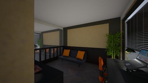 Scheveningen 3 - Living room - by vincentv75