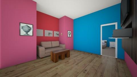 laky house - Office - by shaen