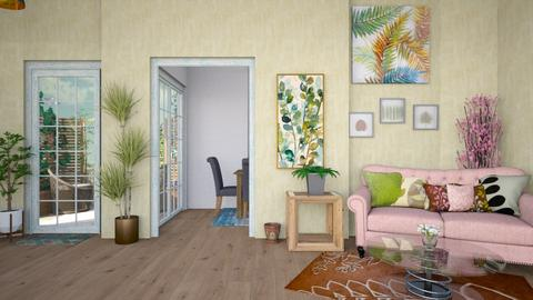 p4 - Living room - by straley123456
