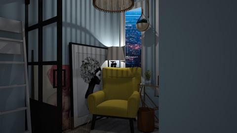 Cute Sit Down - Living room - by loveto6