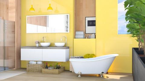 Yellow yellow - by Brielaaa