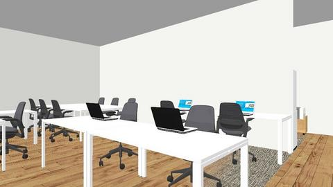 NICE lab layout - Office - by jungjoo
