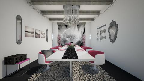 dining room - Dining room - by Lovelil