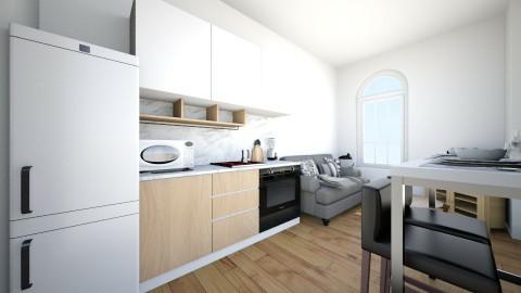 ssblab2ddd23 - Living room - by kesdorka