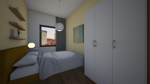 Classic room - Classic - Bedroom - by Twerka
