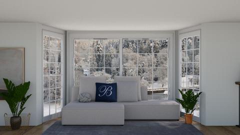 corner - Living room - by mayssaltf