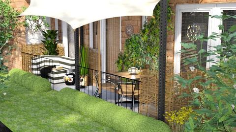 Balcony Redesign - by Artem Vivendi