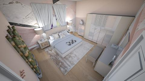 family home 137 - Modern - Bedroom - by Stavroula Chatzina