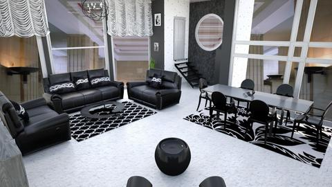 bossy - Modern - Living room - by zayneb_17