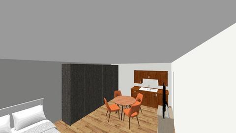 Prb004 - Modern - Living room - by kaprosk