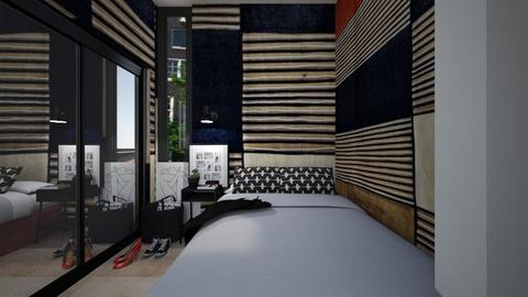 Casa163Bedroom - Masculine - Bedroom - by nickynunes