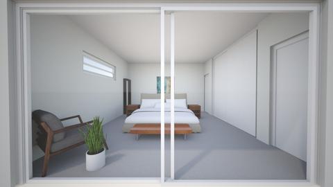 house - Bedroom - by jessedang