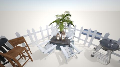 FL Patio _ 4 - Garden - by dtfortier
