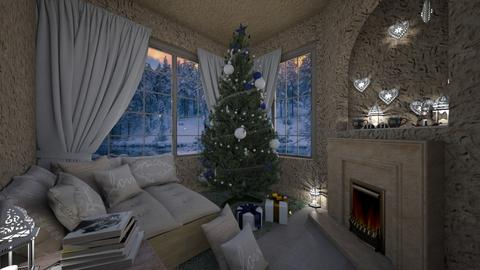 holiday - Living room - by daydreamer84