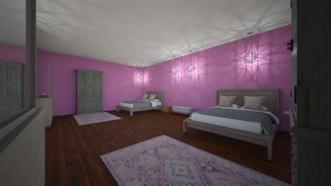 bellas room design - Kids room - by ischmitt