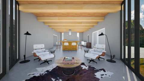 Oh family room - by elaw