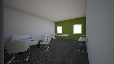 Green - Vintage - Office - by justindgreen