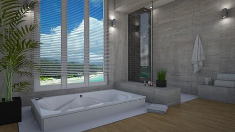 Home spa - Bathroom - by Tuitsi