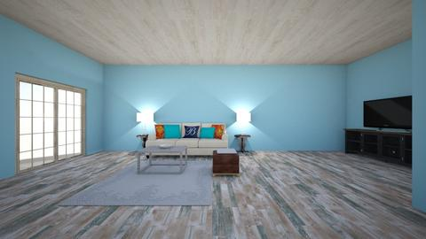 9999 - Glamour - Living room - by  o