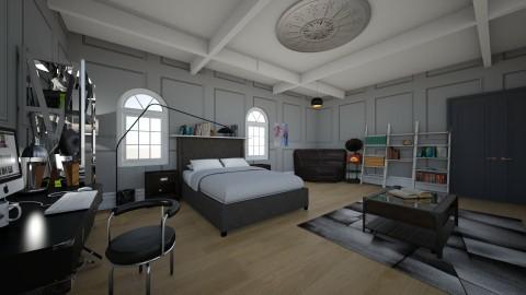 art - Modern - Bedroom - by a3