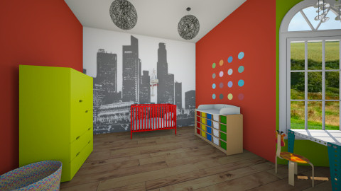 Nursery - Modern - Kids room - by Kenzie_KO