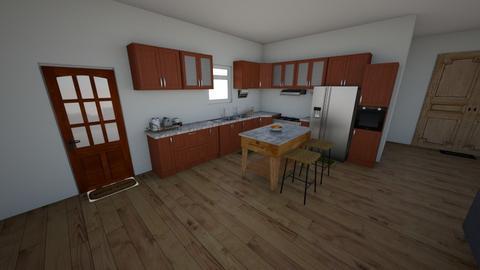 Dream home - Bedroom - by Makeba1