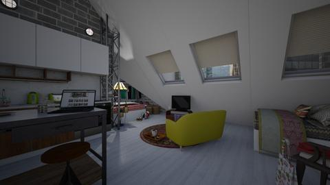 students loft - by donella