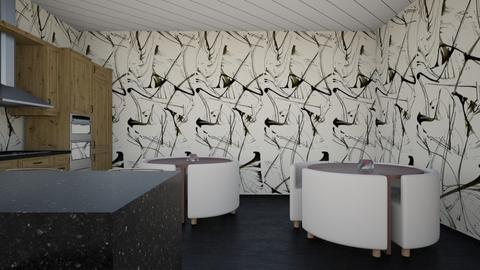 Ocean Cool - Modern - Living room - by Ilovebis