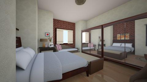 Maple 2 - Vintage - Bedroom - by Jhiinyat