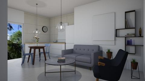 limor - Living room - by arbel