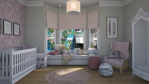 Nursery - Classic - Bedroom - by tolo13lolo
