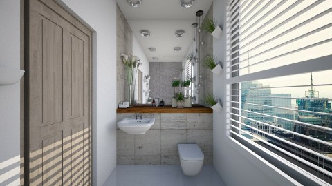 Compact - Bathroom - by Lye