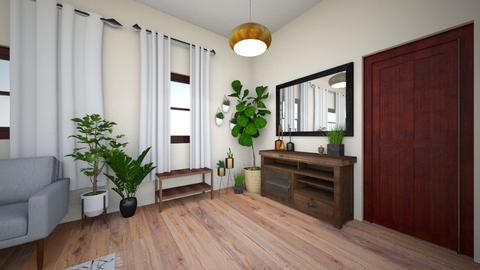 Entry 2 - Living room - by MaicaAndreaStyles