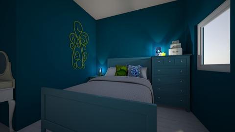 Carolines Room 3 - Bedroom - by Faolan