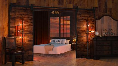 BR Entry - Bedroom - by Twilight Tiger