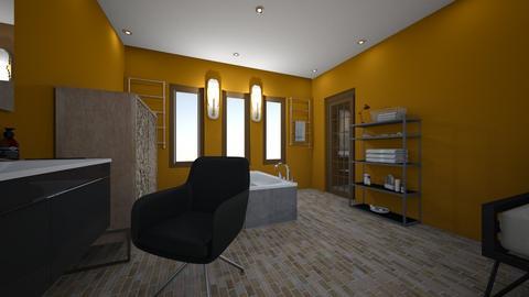 Eclectic Bath Design - Bathroom - by dedraekelly
