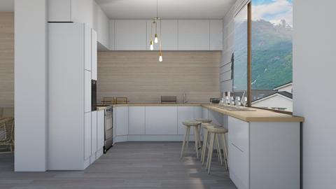 Scandinavian Kitchen - by rebsrebsmmg