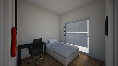 FINALCUT - Bedroom - by enviousjelly