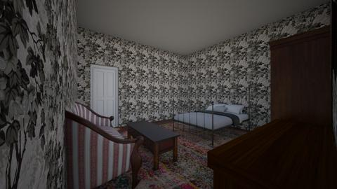 tbf - Bedroom - by kittytarg