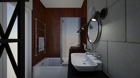 lazienka - Bathroom - by kassandraslu