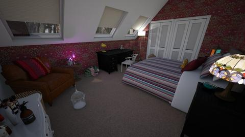 blair - Bedroom - by melcampusano