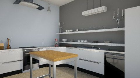 Kitchen Remodel - Minimal - Kitchen - by Lorna20111