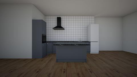 Loft Kueche - Kitchen - by Iodid
