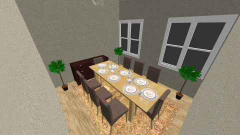 Dining room - Dining room - by Abi Patterson