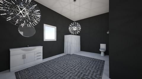 Bathroom - Modern - Bathroom - by imgoodatusernames