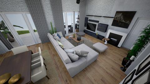 Robinson 38 bedroom2 - Bedroom - by Renta